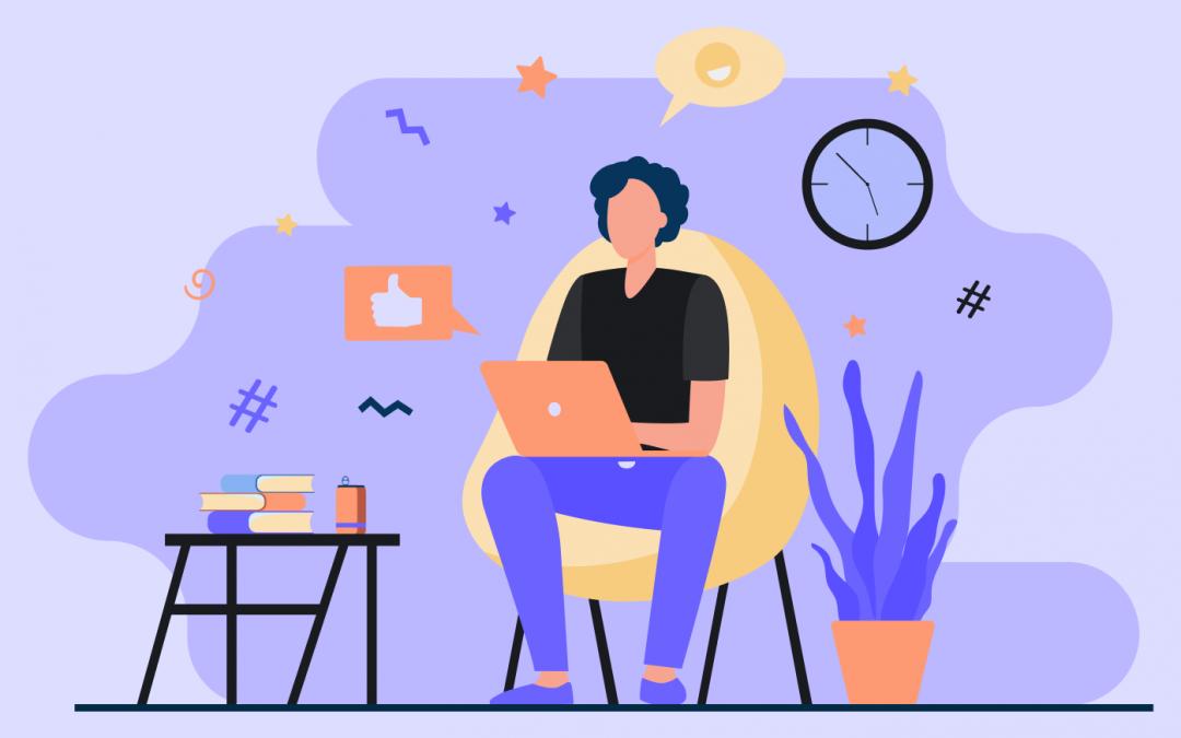 Productief thuiswerken: 8 tips!
