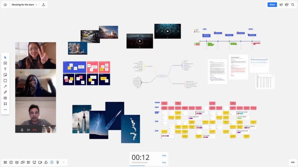Brainstorm Miro